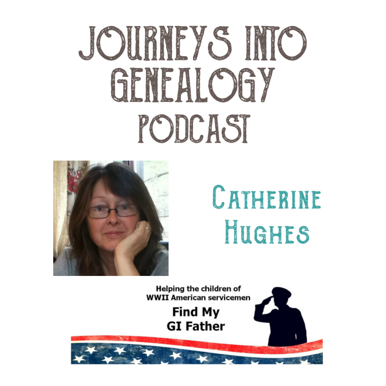 Finding your GI Father with Catherine Hughes
